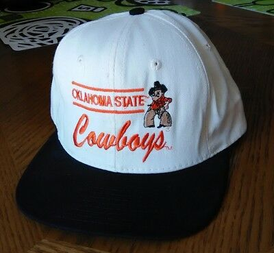 8c417c564 top quality vintage oklahoma state hat 0d2b9 a093f