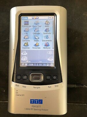TTi PSA 1301T Handheld RF Spectrum Analyser 150KHz To 1.3GHz (PR)