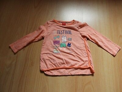 T shirt manches longues fille taille 86 S.Oliver