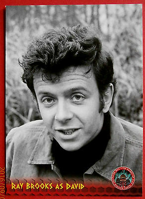 DR WHO AND THE DALEKS - Card #47 - RAY BROOKS as David - Unstoppable Cards 2014