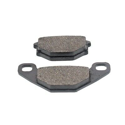 Rear Semi-Metallic Brake Pad Set for 1996 KTM MXC 550