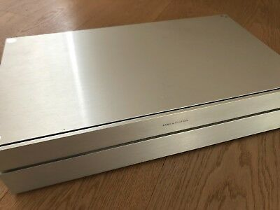 BANG & OLUFSEN ***DVD2 Festplattenrecorder 250 GB HDD Recorder Player ALUMINIUM