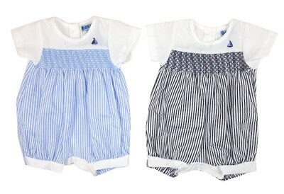 2cb3af7d7 TRADITIONAL SPANISH STYLE Baby Boys Nautical Sailor Dungarees in ...