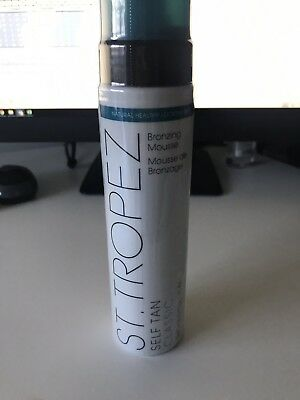 St Tropez Bronzing Mousse 240ml - Brand New And Sealed