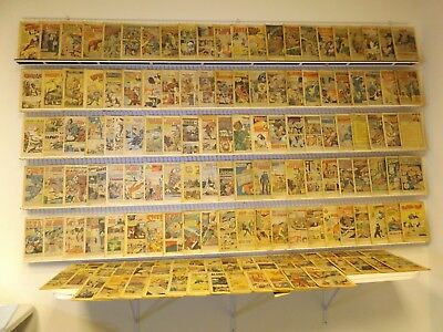 Huge Lot of 150+ Coverless Comics!! Mostly Silver/Bronze W/Few Gold Horror+MORE!