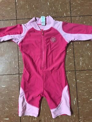 Girls Swimming Costume Age 18-24 Months