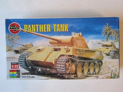 AIRFIX 01302 - Panther Panzer in OVP 1/72