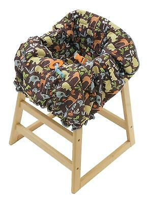 Infantino Compact 2-in-1 Shopping Cart Cover - K78