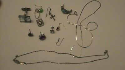 Small Sterling Silver Scrap lot 23 g