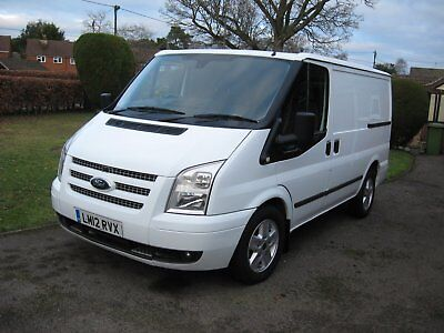 2012 Ford Transit T280/125 SWB Ltd Edition (Spares or Repairs)