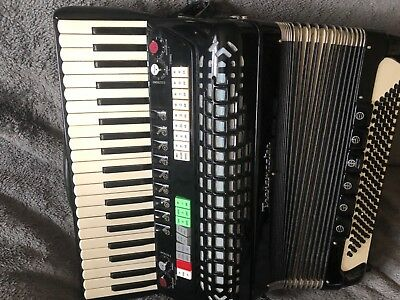 Imperial Transmaster Accordion