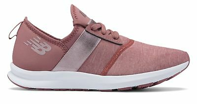 New Balance Women's Fuelcore Nergize Shoes Pink With Grey