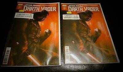 Star Wars Darth Vader #25 1:25 Variant Dell'Otto