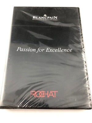 DVD BLANCPAIN - Passion for Excellence - Rochat