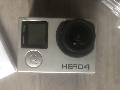 GoPro HERO4 Action Camera (Standart Edition) - Black