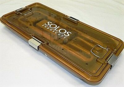 Solos Endoscope Tray 21 x 10 x 4