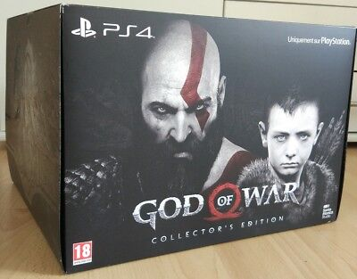 God of War Collector's Edition | PS4 Playstation 4 Deutsch EU Collectors NEU NEW