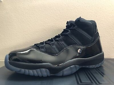 best service 1e060 972c3 AIR JORDAN 11 Cap & Gown Prom Night Size 10 - 378037 005 - NEW - SAME DAY  SHIP