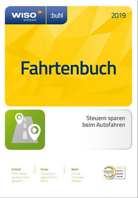 Download-Version WISO Fahrtenbuch 2019