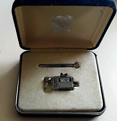 cellule cartridge stanton 885lzs  MC stylus d88s (très rare) audiophilie tonearm