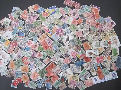Pakistan Collection/Kiloware 150+ estimated stamps. Mixed Eras.