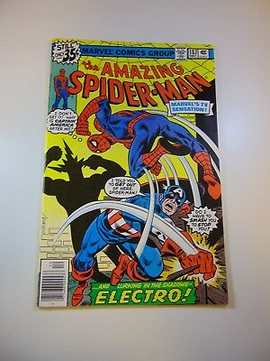 Amazing Spider-Man #187 VF condition Huge auction going on now!