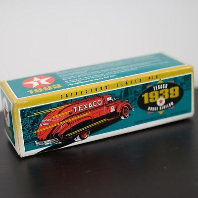 Collectible Texaco 1939 Dodge Airplane collectors series #10 die-cast metal