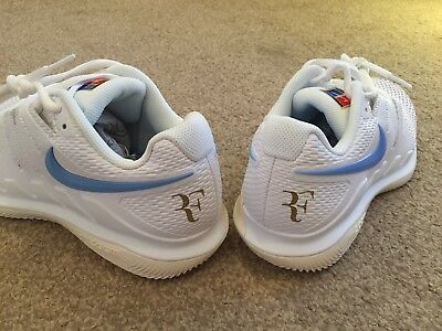 7a717eda97c74 Nike Vapor Tour X 10 Tennis Shoes Brand New Uk Size 7 Personalised Roger  Federer