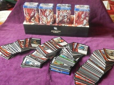 Justice League Of America DC VS System Box Tins & Loads Trading Cards