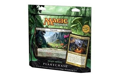 Magic The Gathering 2012 Planechase Chaos Reigns Theme Deck, Sealed MTG CCG