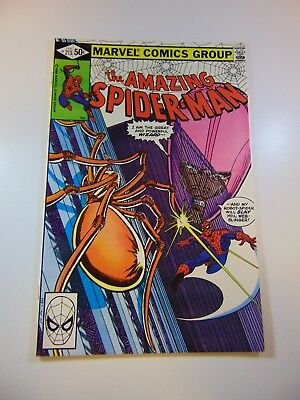 Amazing Spider-Man #213 VF/NM condition Huge auction going on now!