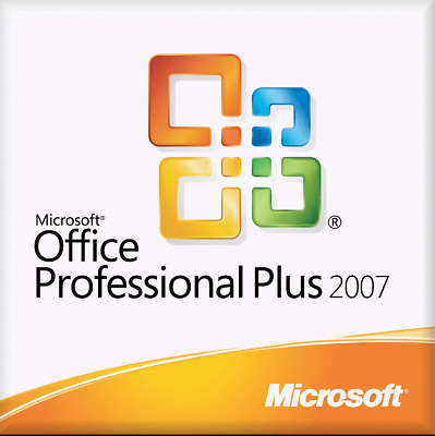 Office 2007 Professionnel Plus French