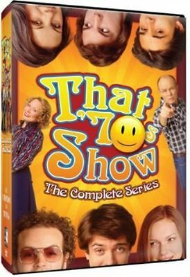 That 70s Show: The Complete Series (DVD, 2013, 24-Disc Set) NEW