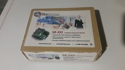 Preowned Keri Systems SB-593 Satellite Expansion Board / Access Control