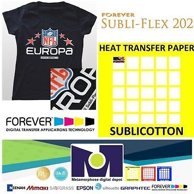 SUBLIMATION PRINTING FOR Dark Cotton Fabric - 8 5
