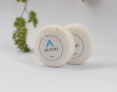 Alvdo Guest Pleat Wrapped Soap Amenities (15g) x 400