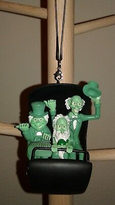 New Disney Parks Haunted Mansion Hitchhiking Ghosts 3D Ornament
