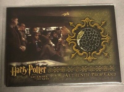 Harry Potter COS Magical Me Book Prop Card P7 Low #002/280