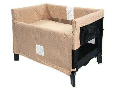 Arm' s Reach Concepts Original Co-Sleeper Bassinet - Cocoa/Natural