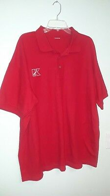 KMART LOGO Polo Shirt 3XL KMART Closed - Great Collectible