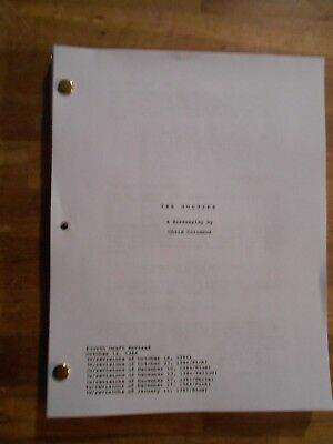 Script from the 1985 movie The Goonies