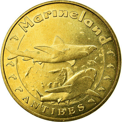 [#683259] France, Jeton, Antibes -  Marineland n°6, 2008, MDP, SUP