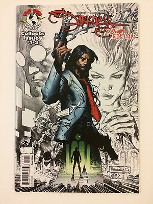 The Darkness Raw Edition Special #1 Top Cow Comics (2008) Collects #1-3