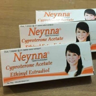NEW Neynna Oral Contraceptives, Acne Papulopustulosa - content same as Diane 35