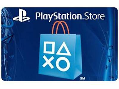 12 Month Playstation Network Card subscription Canada PS+ PSN