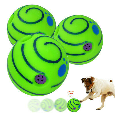 Squeaker Ball Durable High Bounce Chewable Dog Toy for Medium Large Dogs 5.9""
