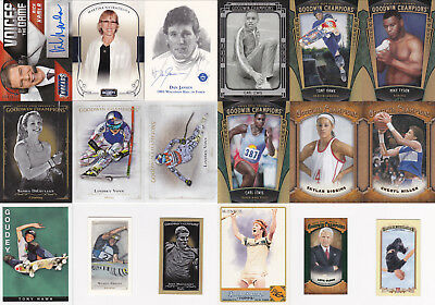 "Lot of 854 ""Other"" Sports Trading Cards including Olympics, College and More"