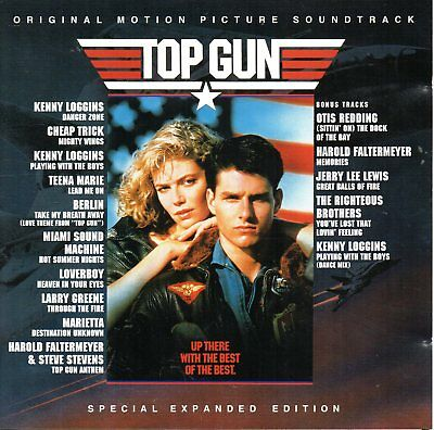 Top Gun - Original Motion Picture Soundtrack (Special Expanded Edition) CD 1999