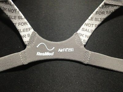 New ResMed Airfit F10 Headgear Blue Medium / Standard MPN 63164 stamped NFS