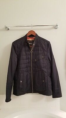 BARBOUR Men's Steve McQueen Legion Jacket Size Medium
